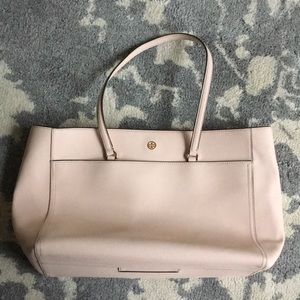 Tory Burch Pink Tote